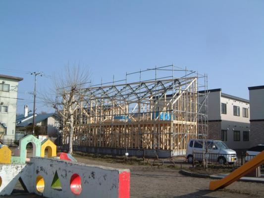 Exterior View (Images Courtesy Hidehiro Fukuda architects)