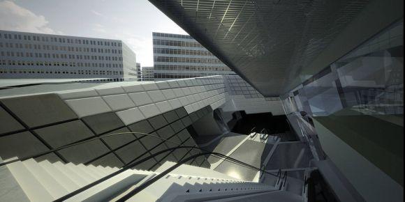 Eusko Tren Central Headquarters