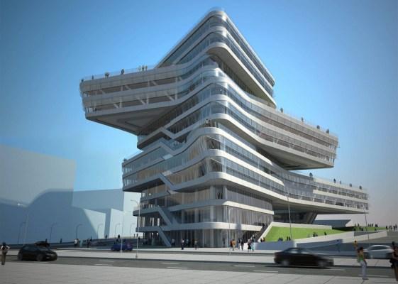 Edifici Torre Espiral
