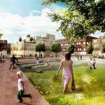 Elvely plaza (Images Courtesy ADEPT/DARK)