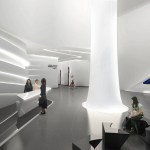 Reception Area Rendered