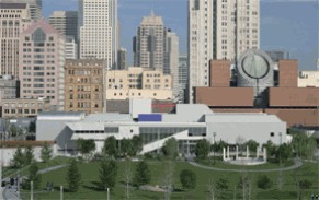The Yerba Buena Center for the Arts in San Francisco