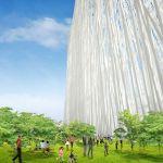 Facade (Images Courtesy Sou Fujimoto Architects)