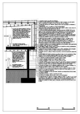 Section Constructiva