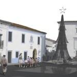 Exterior square