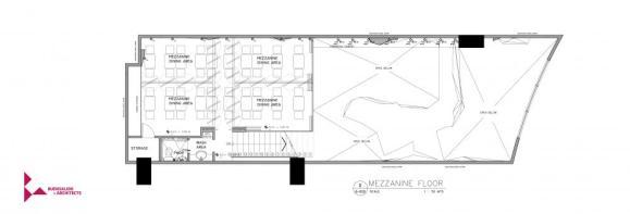 Floor Plan - Mezzanine