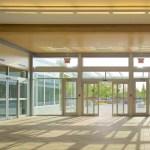 Lobby (Image Courtesy Nic Lehoux)