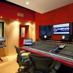 Thompson Studios - Control Room A - Front - Horizontal - Close