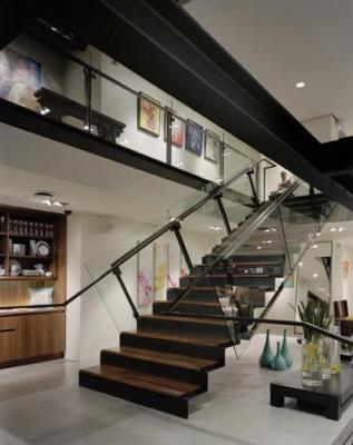 Stairs (Image Courtesy Ben Benschnieder)