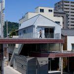 Exterior View (Images Courtesy Yohei Sasakura)