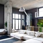 Living room (Images Courtesy Vyacheslav Balbek)