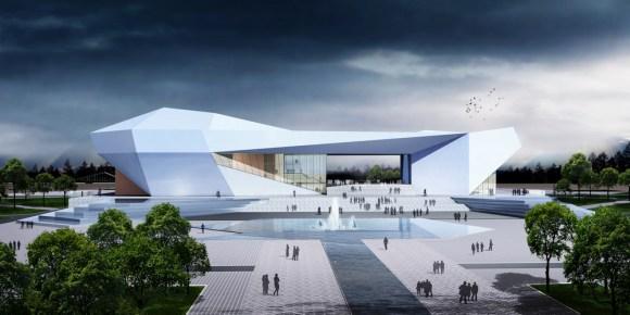 The Shanxi Grand Theater