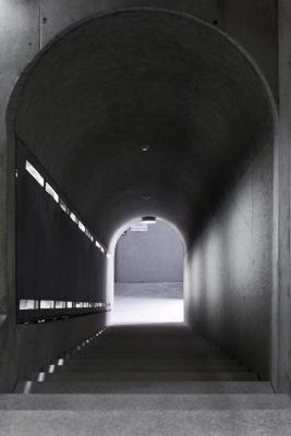 Fermentation access tunnel (Image Courtesy Alberto Plácido 2010)
