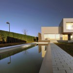 Swimming Pool (Image Courtesy AQSO arquitectos office)