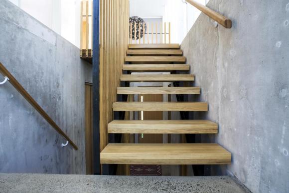 Stairs (Images Courtesy Emma-Jane Hetherington)