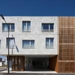 Exterior View (Images Courtesy Stephane Chalmeau)