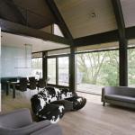 Interior view (Image Courtesy René de Wit)