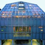 Exterior View (Images Courtesy JongOh Kim)