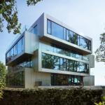 Exterior View (Images Courtesy Thomas Jantscher)