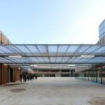Exterior View (Images Courtesy DFA and David Boureau)