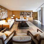 Living area (Images Courtesy Nelson Garrid)