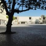 View of the patio (Images Courtesy Laura Castro Caldas & Paulo Cintra)