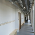 Interior Corridor (Images Courtesy DFA)