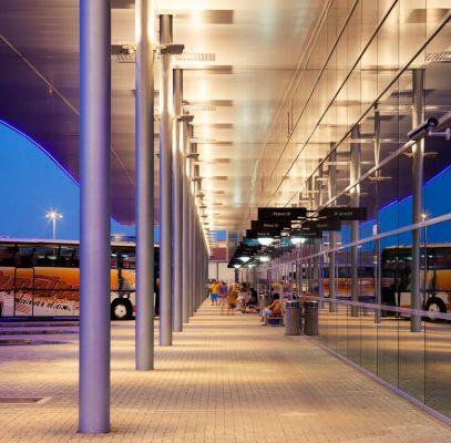 Platform view (Image Courtesy Mario Romulic & Drazen Stojcic)