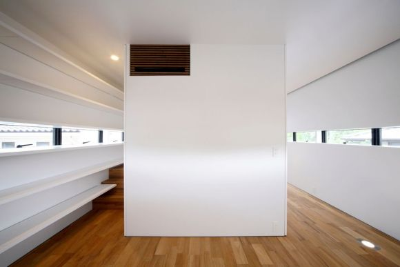 Child bed room (Image Courtesy Nagaishi Hidehiko)