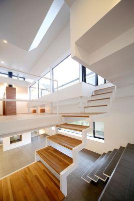 View of second floor (Image Courtesy Nagaishi Hidehiko)