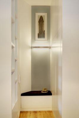 Cloak room-bench (Image Courtesy Luke White)