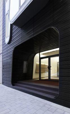 Main Entrance (Image Courtesy David Franck)