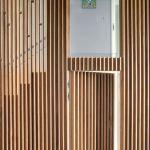 Timber fin door-open (Image Courtesy Luke White)