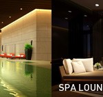 Swimming pool and Spa lounge