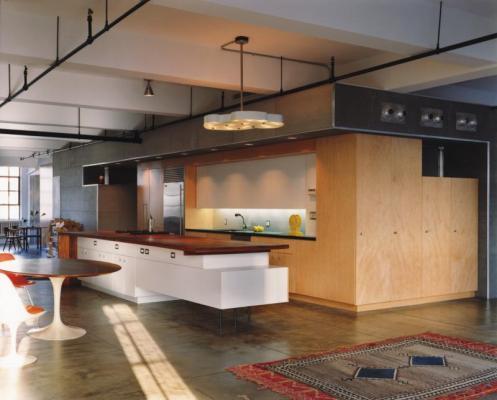 kitchen (Image Courtesy Paul Warchol)