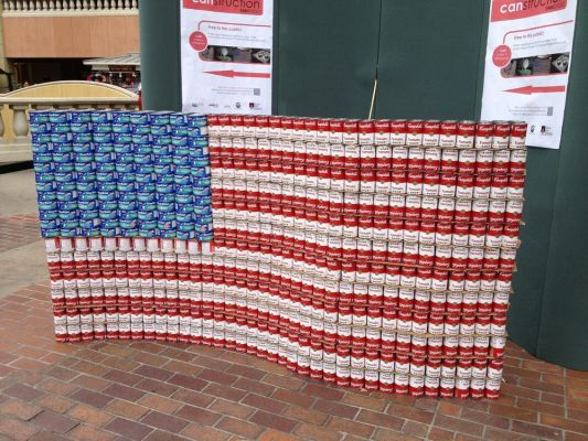 Canstruction San Diego 2012