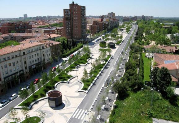 Avenida de Portugal - ©Municipality of Madrid