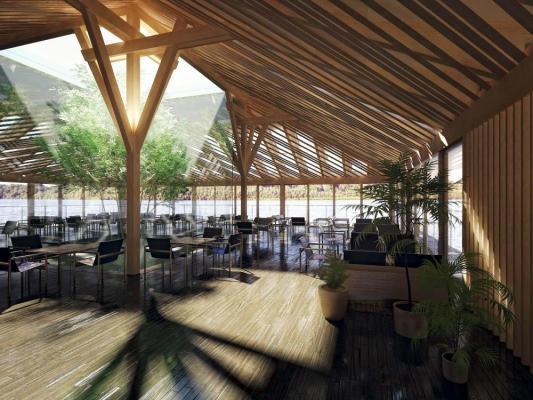 Raft '4U' – Cafe Restaurant