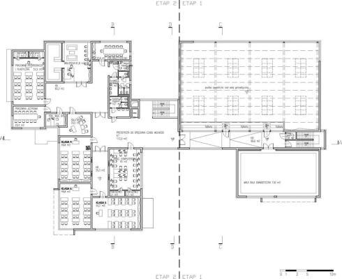 First Floor Plan : Image Courtesy Marcin Czechowicz