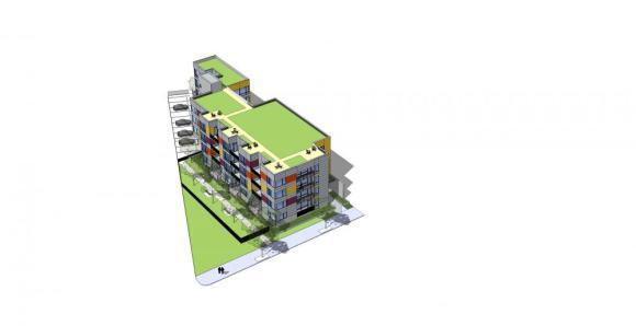 Model : Image Courtesy Suzane Reatig Architecture
