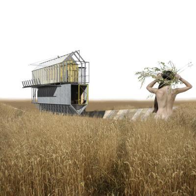 Image Courtesy Jonathan Gibb - Architect