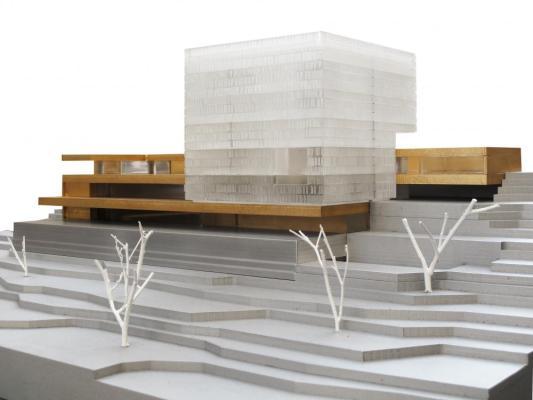 MODEL- 6 : Image Courtesy Donaire Arquitectos