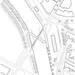 Site plan : Image Courtesy NEXT Architects