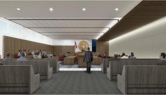 Image Courtesy HMC Architects and Brooks + Scarpa Architects