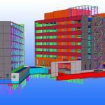 Derby Business Park Model Copyright © 2012 Tekla Corporation.