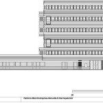 Façade : Image Courtesy Platform Architectures