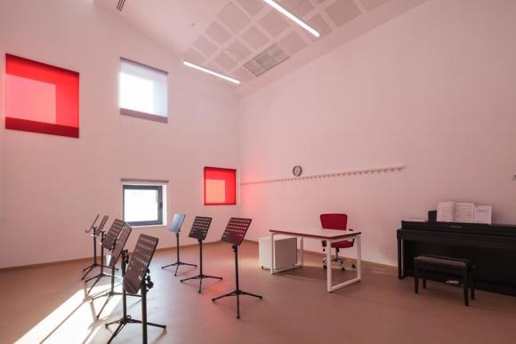 Main Performance Hall : Image Courtesy LTFB STUDIO
