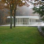 2006 Olnick Spanu House, New York : Image Courtesy Estudio Arquitectura Campo Baeza