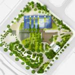 Layout Plan : Image Courtesy Ronald Lu and Partners