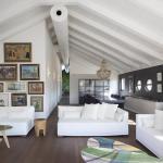 A View : Image Courtesy Herzsage & Sternberg Architects